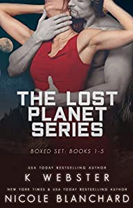 The Lost Planet Series: Boxed Set (The Lost Planet #1-5)