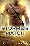 Storme's Match: Alien Invasion Post-Apocalyptic Romance (Grim Reapers Book 1)