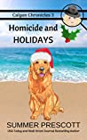 Homicide and Holidays (Calgon Chronicles Book 3)