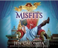 Misfits (Royal Academy Rebels #1)