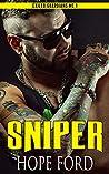 Sniper (Exiled Guardians MC, #1)