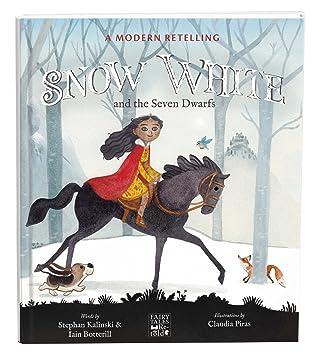 Snow White and the Seven Dwarfs - A Modern Retelling