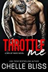 Book cover for Throttle Me (Men of Inked, #1)