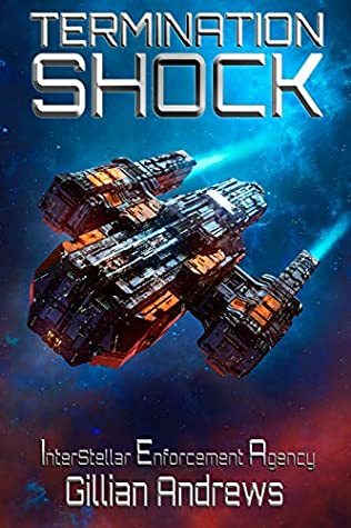 Front cover of Termination Shock by Gillian Andrews