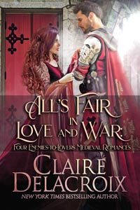 All's Fair in Love and War: Four Enemies-to_Lovers Medieval Romances