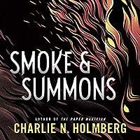 Smoke and Summons (Numina, #1)