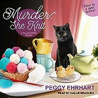 Murder, She Knit (A Knit & Nibble Mystery #1)