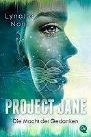 Project Jane: Die Macht der Gedanken (Whisper, #2)