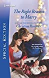 The Right Reason to Marry (The Bravos of Valentine Bay, #6)