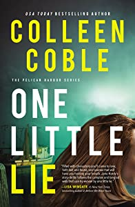 One Little Lie (The Pelican Harbor, #1)