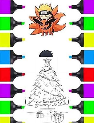 Draw Naruto : Very Easy ! How to Draw a Christmas & Naruto