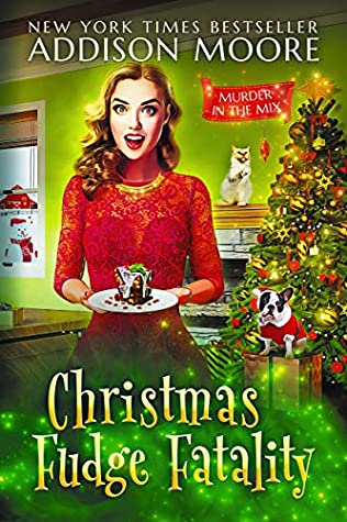 Christmas Fudge Fatality (Murder in the Mix, #20.5)