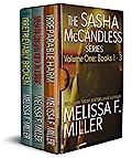 The Sasha McCandless Series: Volume 1 (Sasha McCandless #1-3)