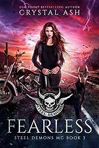Fearless (Steel Demons MC, #3)