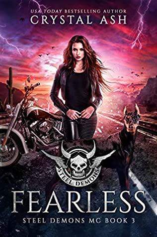 Fearless (Steel Demons MC, #3)