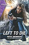Left to Die (A Badge of Honor Mystery #2)