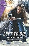 Left to Die (Badge of Honor #2)