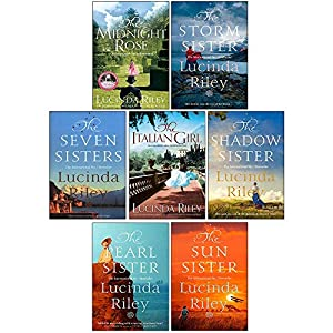 Lucinda Riley The Seven Sisters Series 7 Books Set