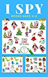 i spy books ages 2-5 games: look and find activity books with 50 Unique Games