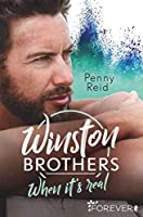 Winston Brothers: When It's Real (Green Valley, #7)