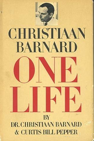 Christiaan Barnard: One Life