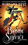 Broom Service (Sea Witch Cozy Mysteries #5)