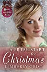 A Fresh Start for Christmas (Spinster Mail-Order Brides #14)