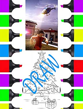 Draw Roblox Jailbreak Very Easy How To Draw A Christmas