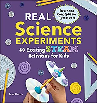 Real Science Experiments by Jess Harris