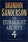 The Stormlight Archive #4 by Brandon Sanderson