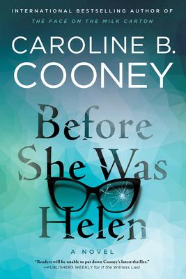 Before She Was Helen - Caroline B. Cooney