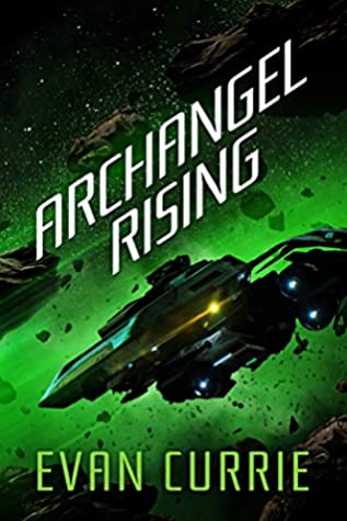 Archangel Rising (Archangel One, #2)