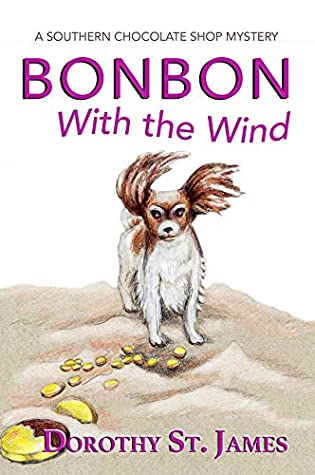 Bonbon with the Wind (Southern Chocolate Shop Mystery, #4)