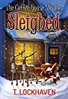 Sleighed (The Coffee House Sleuths: A Christmas Cozy Mystery, #1)