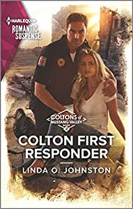 Colton First Responder (The Coltons of Mustang Valley #4)
