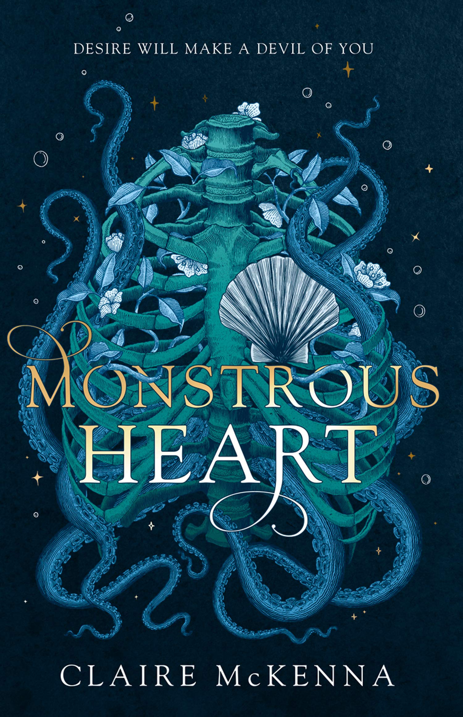 Monstrous Heart by Claire McKenna