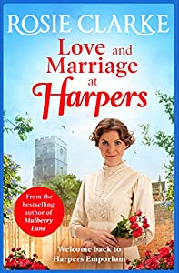 Love and Marriage at Harpers (Harpers Emporium #2)