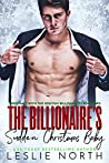 The Billionaire's Sudden Christmas Baby (Christmas With the Denton Billionaires #2)