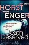 Death Deserved (Alexander Blix & Emma Ramm, #1)