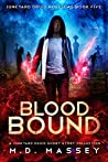 Blood Bound: A Junkyard Druid Urban Fantasy Short Story Collection (Junkyard Druid Novellas Book 5)