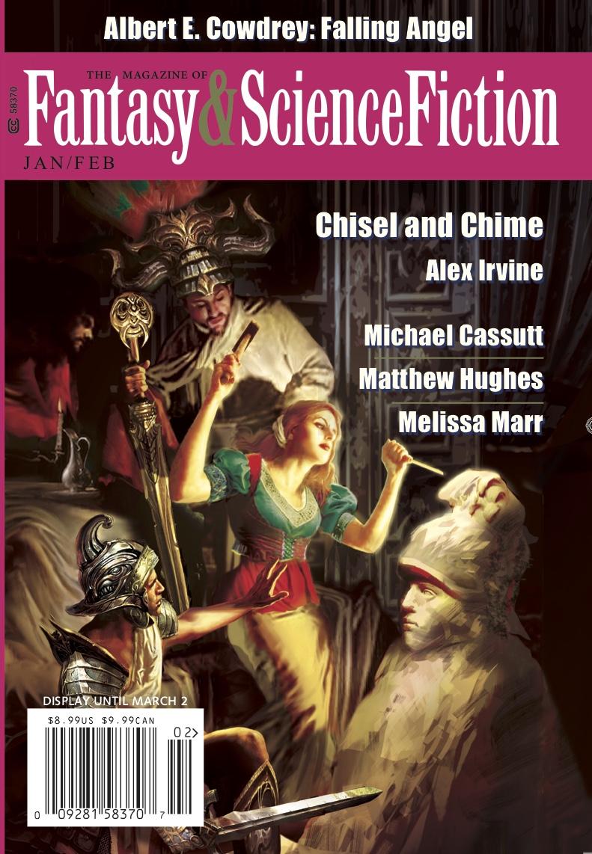 The Magazine of Fantasy & Science Fiction, January/February 2020 (F&SF, #747)