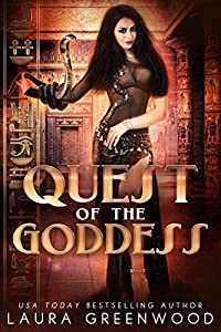 Quest of the Goddess (Consorts of the Goddess, #1)