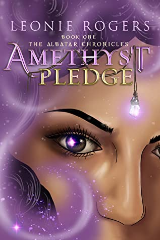 Amethyst Pledge by Leonie Rogers