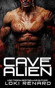 Cave Alien (Ancient Earth Aliens, #1; Possessive Aliens, #4)