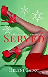 Served: A Holiday Menage Romance