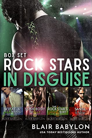 Rock Stars in Disguise: The Boxed Set