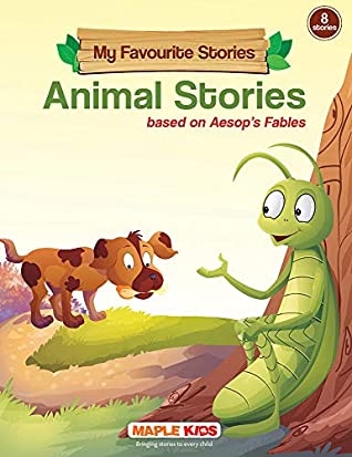 Animal Stories (Illustrated): My Favourite Stories
