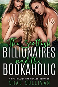 The Scottish Billionaires and the Bookaholic