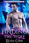 Finding The Wolf (Holbrook Brothers Shifters, #2)