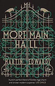 Mortmain Hall (Rachel Savernake #2)